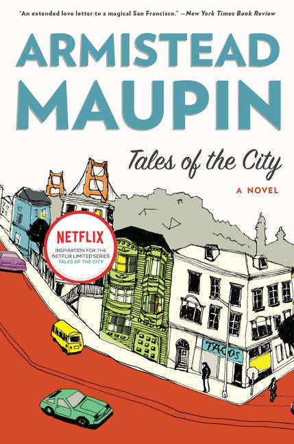 Tales of the City is a series of nine novels. (Armistead Maupin)