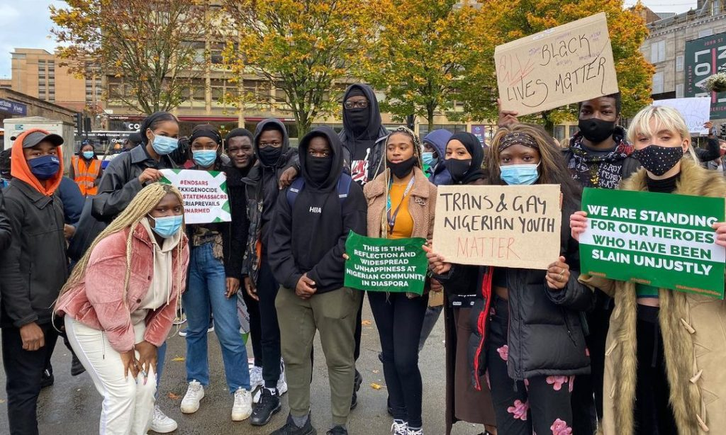 The University of Edinburgh African and Carribean Society have campaigned on numerous intersection issues affecting the Black and LGBT+ communities.