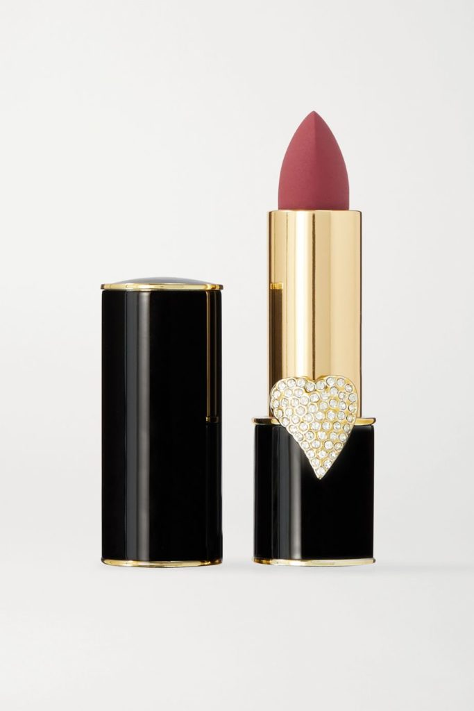 NET-A-PORTER often sells limited edition stock including this 'MatteTrance Pavé Lipstick'. (Pat McGrath Labs/NET-A-PORTER)