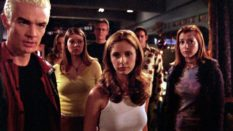 A scene from Buffy the Vampire Slayer
