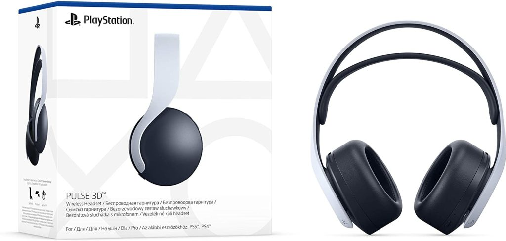 The PlayStation 5 PULSE 3D Wireless Headset