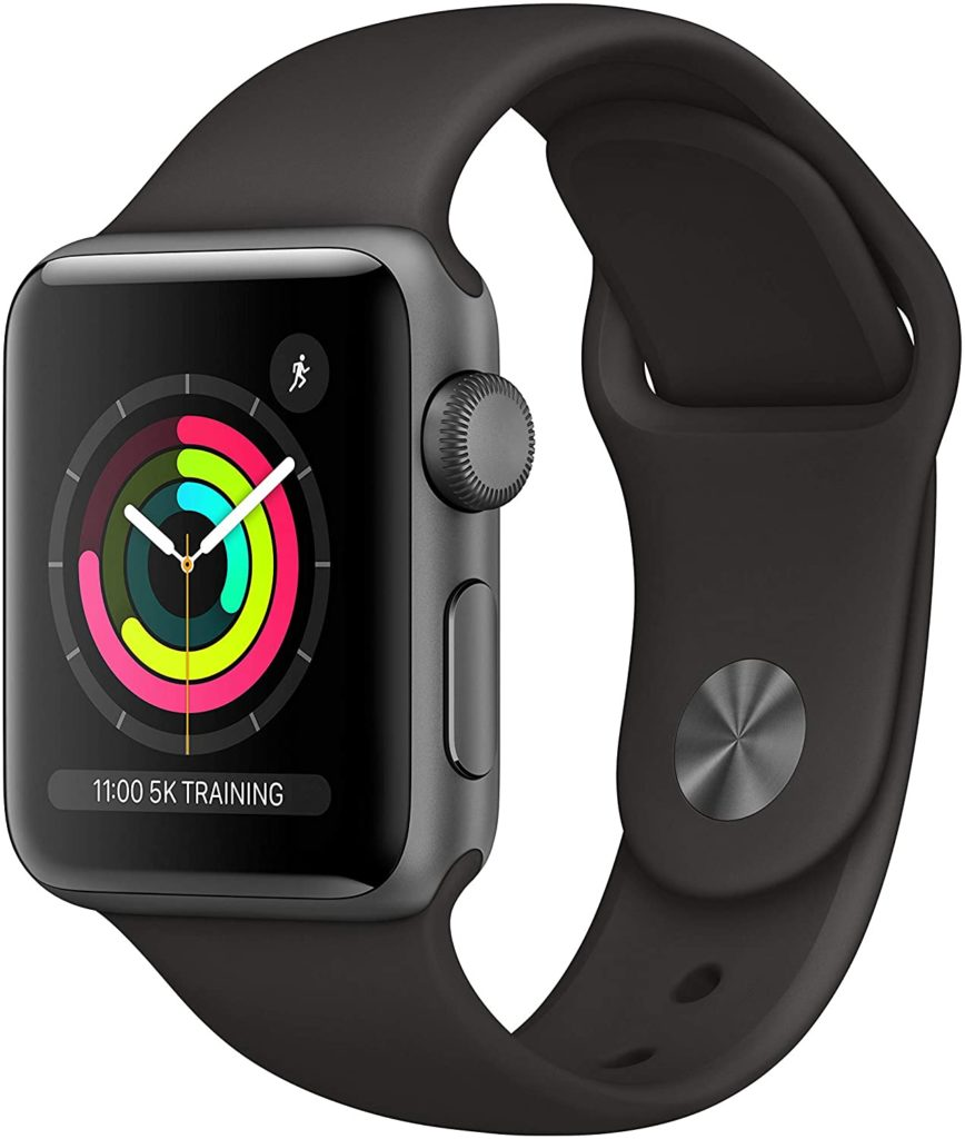 The Series 3 edition of the Apple Watch. (Amazon/Apple)