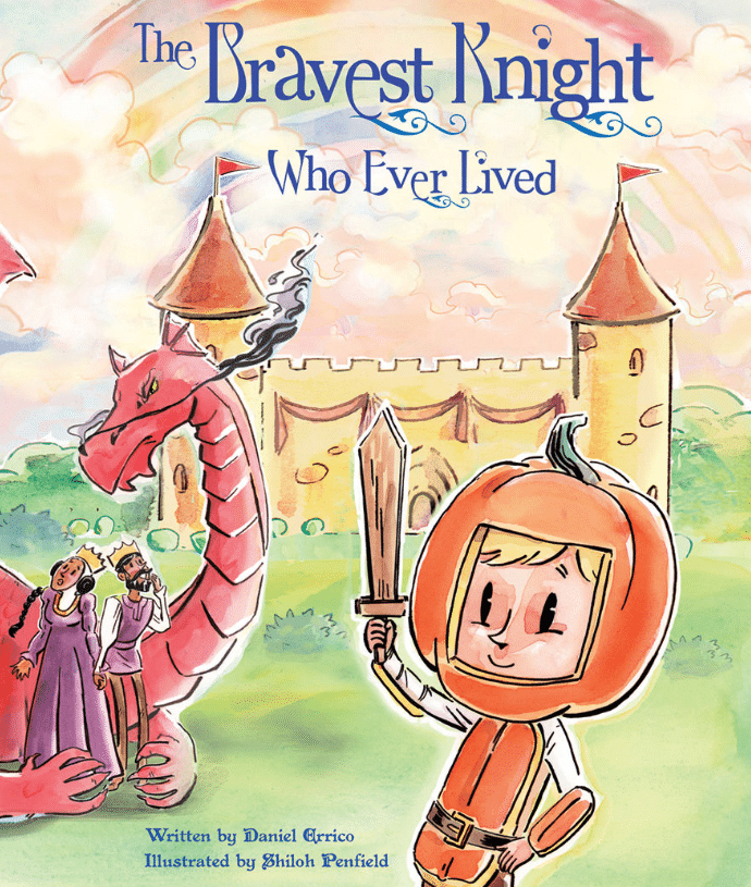 The Bravest Knight Who Ever Lived. (Daniel Errico/Shiloh Penfield)