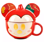 The Mickey Mouse figural mug from the Lunar New Year collection. (Disney)