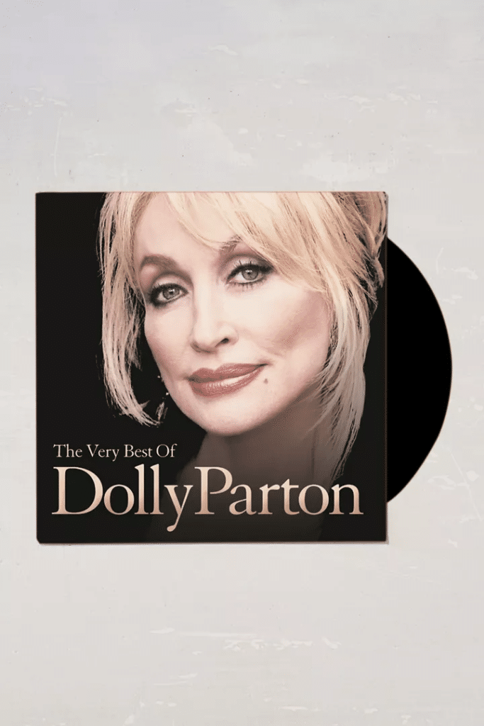 Dolly Parton - The Very Best of Dolly Parton. (Urban Outfitters)