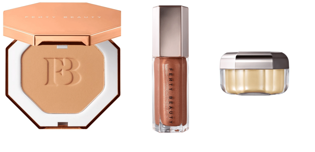 Three popular Fenty Beauty items are included in the sale. (Boots/Fenty Beauty)