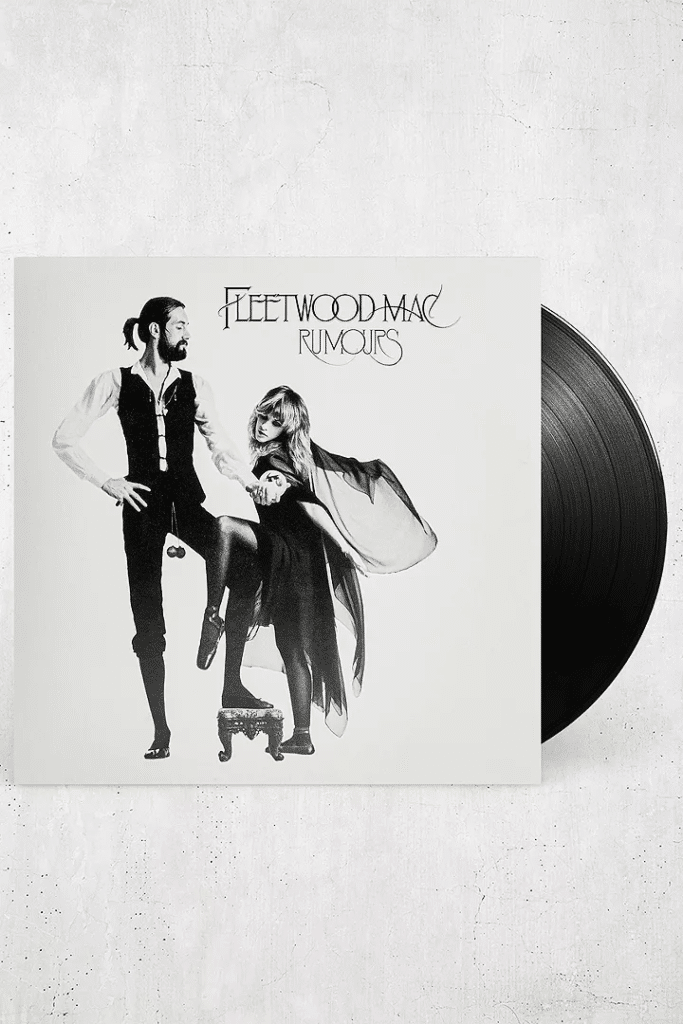 Fleetwood Mac - Rumours. (Urban Outfitters)