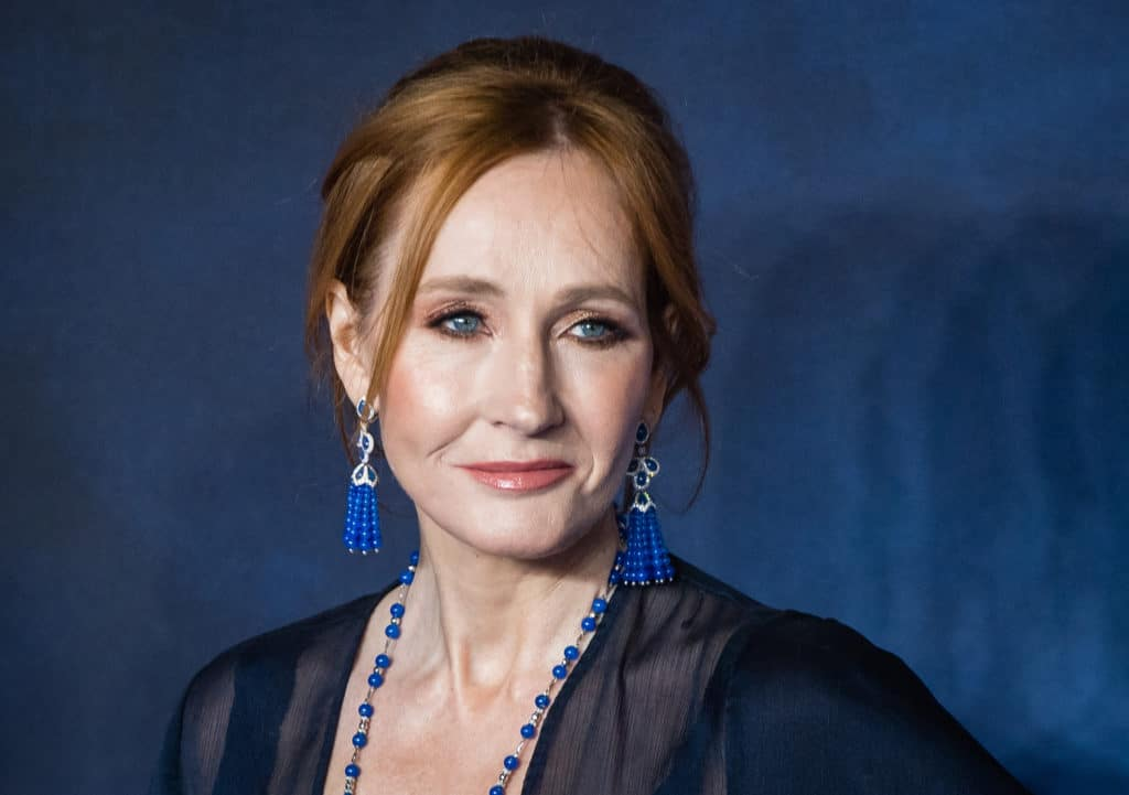 JK Rowling: Transphobia causing 'significant damage' to LGBT rights in UK