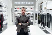 Philipp Plein attends a Philipp Plein boutique opening