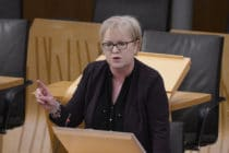 Scottish Labour MSP Johann Lamont