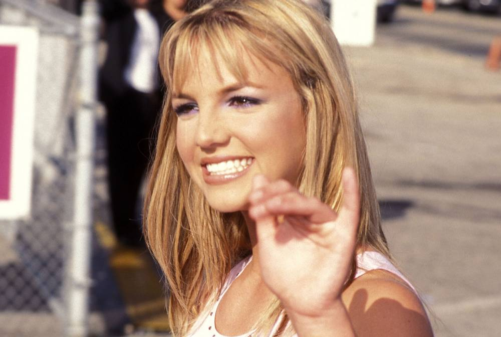 Britney Spears First Annual Teen Choice