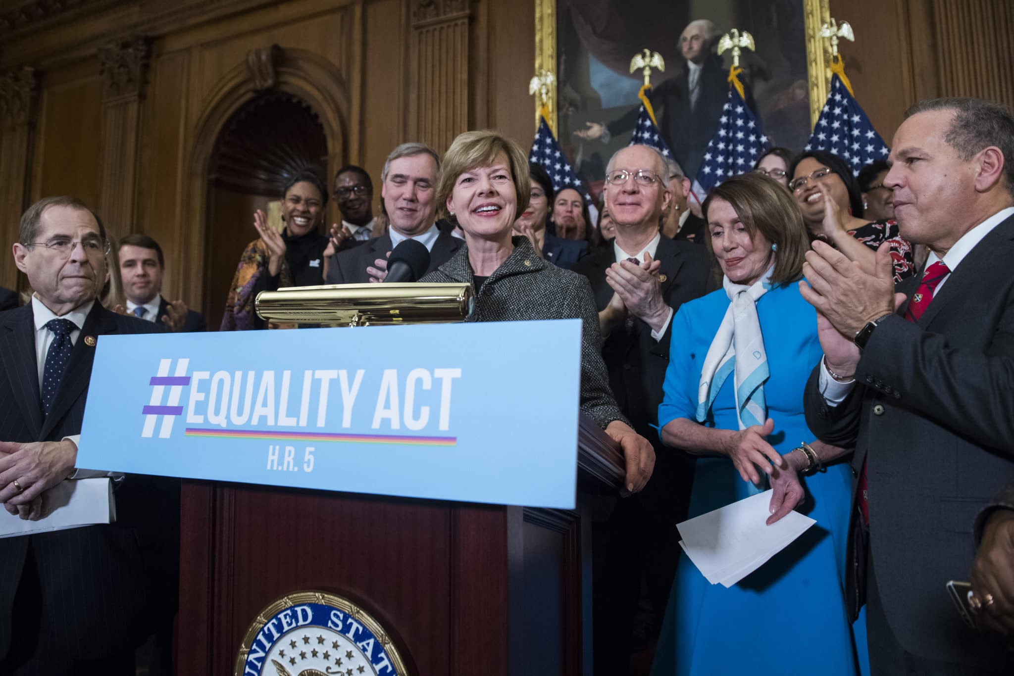 The Equality Act would amend existing civil rights legislation to bar discrimination based on gender identification and sexual orientation