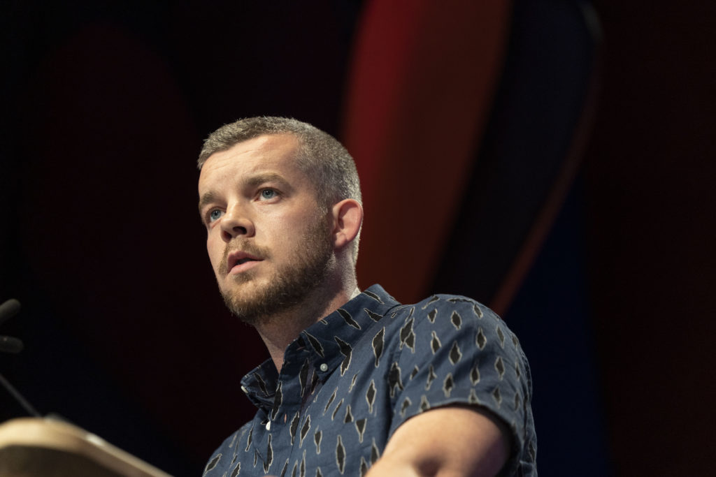 Russell Tovey section 28