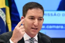 US journalist Glenn Greenwald