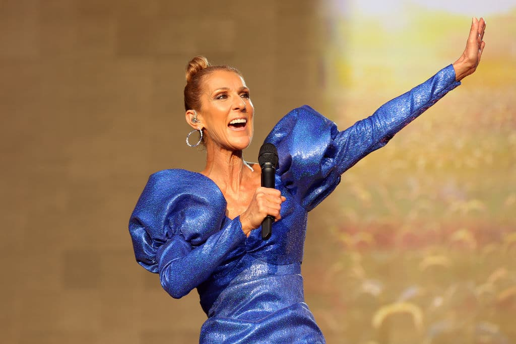 Celine Dion will tour across Europe in spring 2022.