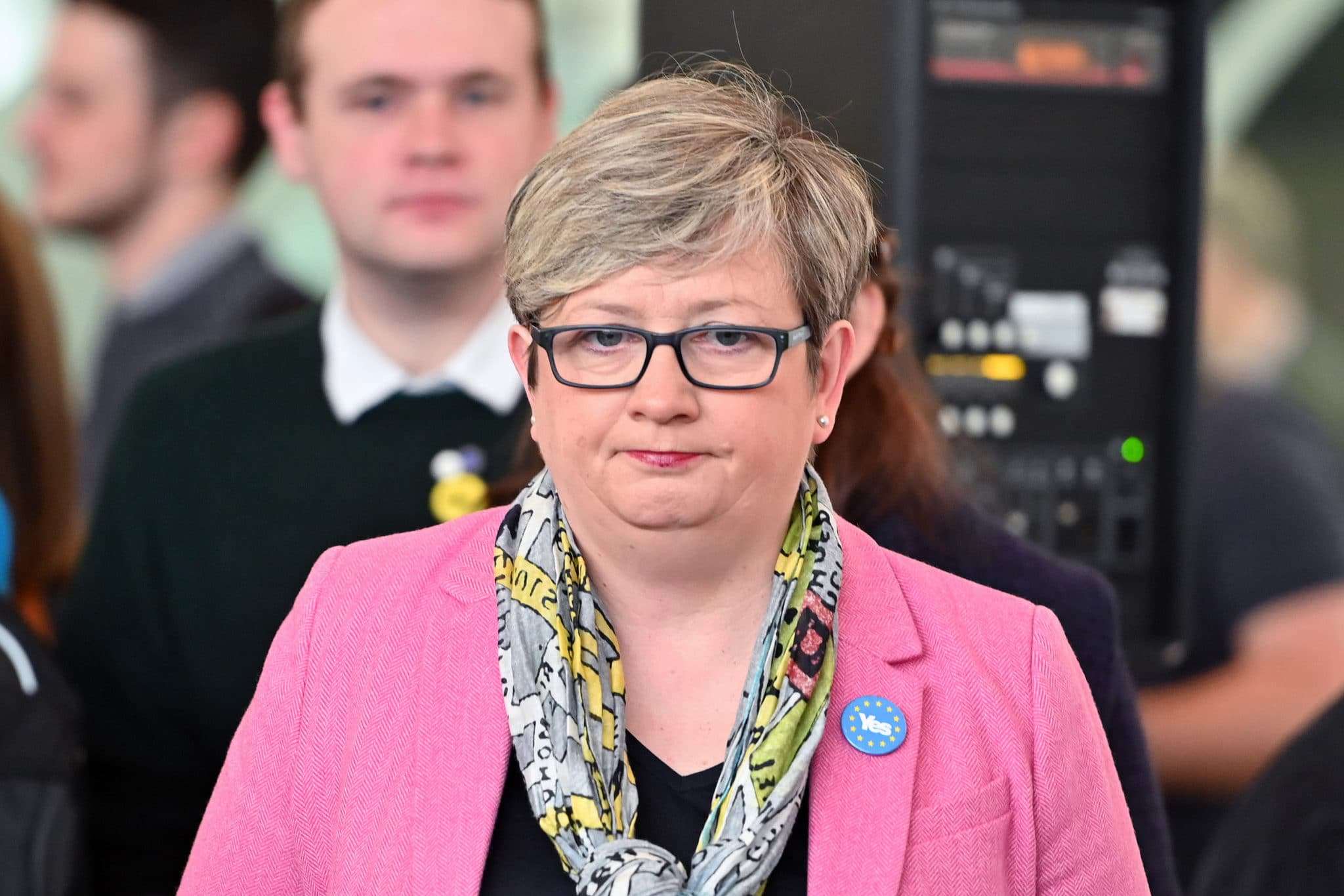 Backlash as Joanna Cherry made deputy chair of human rights group