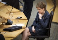 Nicola Sturgeon vow to tackle transphobia is too late, SNP members say