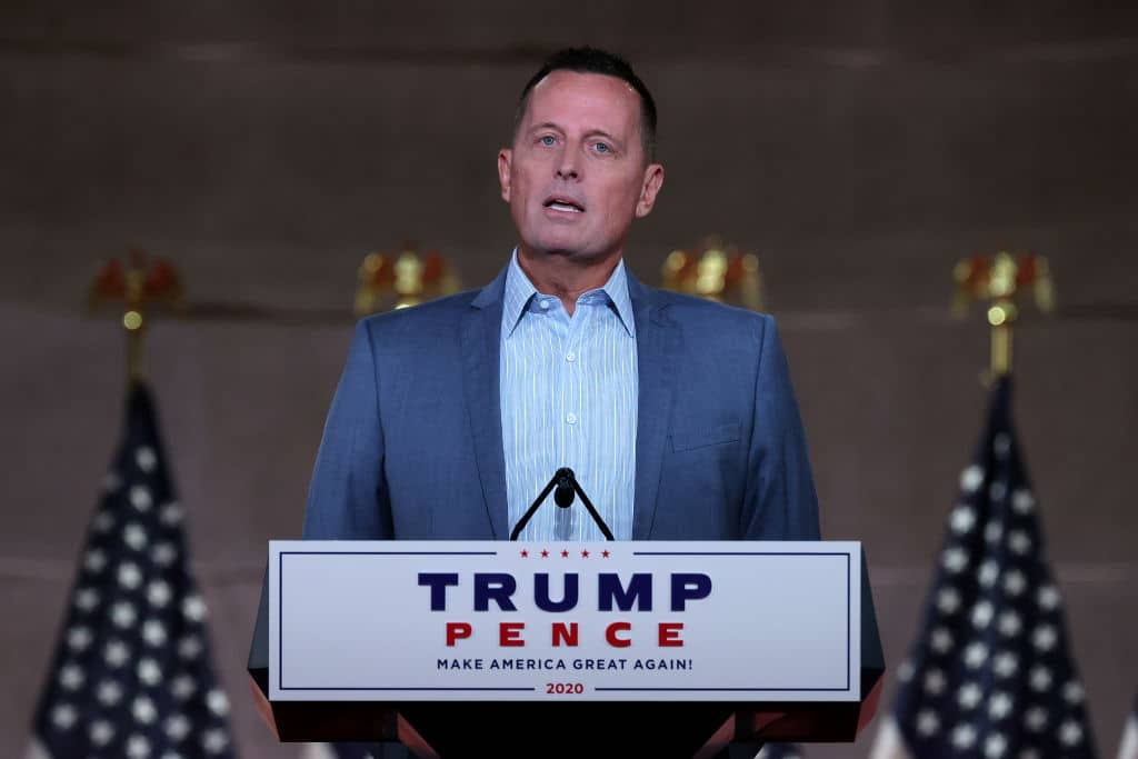 Former Trump advisor Richard Grenell