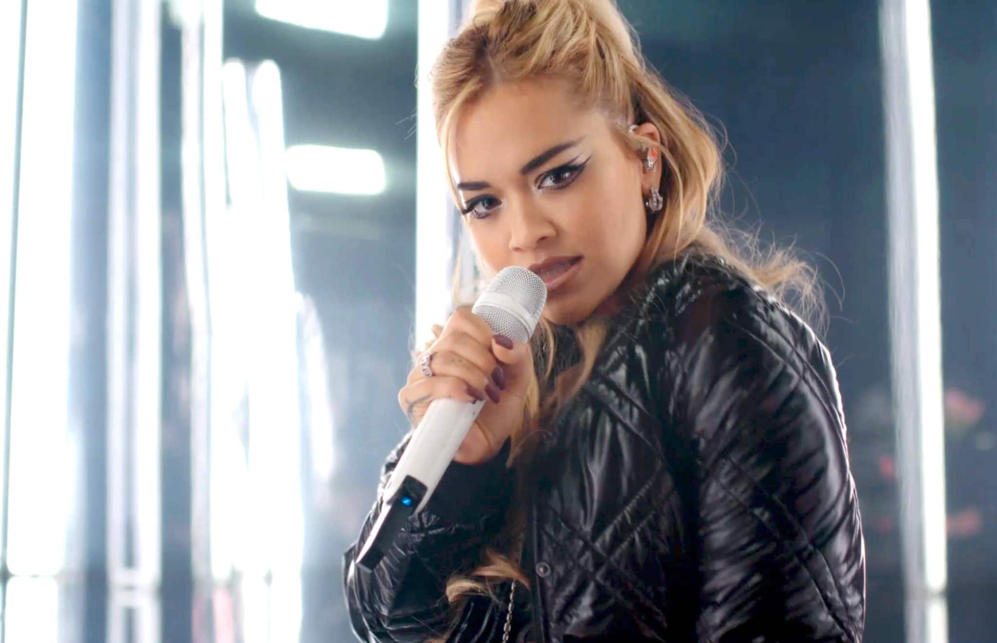 Rita Ora is to perform at the Sydney Gay and Lesbian Mardi Gras