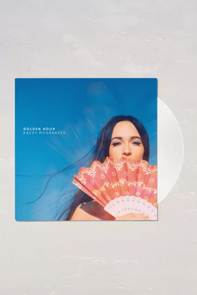 Kacey Musgraves - Golden Hour. (Urban Outfitters)