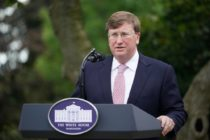 Mississippi governor Tate Reeves anti trans