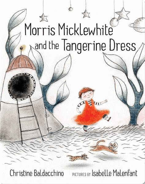 Morris Micklewhite and the Tangerine Dress. (Christine Baldacchino/Isabelle Malenfant)