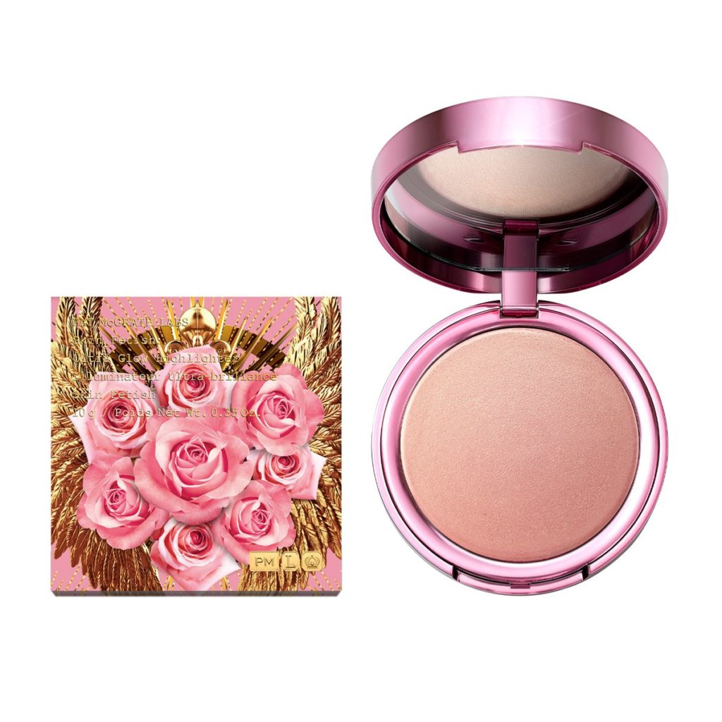 The 'Skin Fetish: Ultra Glow Highlighter' is a popular product. (Pat McGrath Labs)