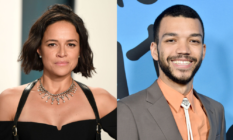 Michelle Rodriguez and Justice Smith join Dungeons and Dragons movie