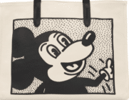 Disney Keith Haring Mickey Mouse bag