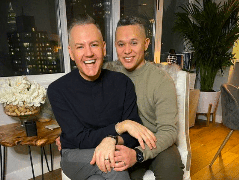 Drag Race judge Ross Mathews proudly shares engagement with the world: 'Fiancé, you stay!'