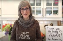 That Vegan Teacher real name Kadie Karen Diekmeyer