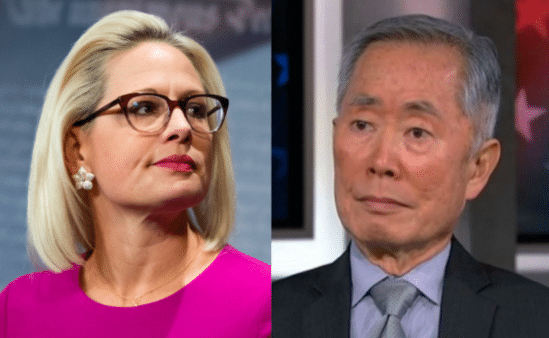 George Takei calls out bisexual senator over 'baffling' support for Equality Act roadblock