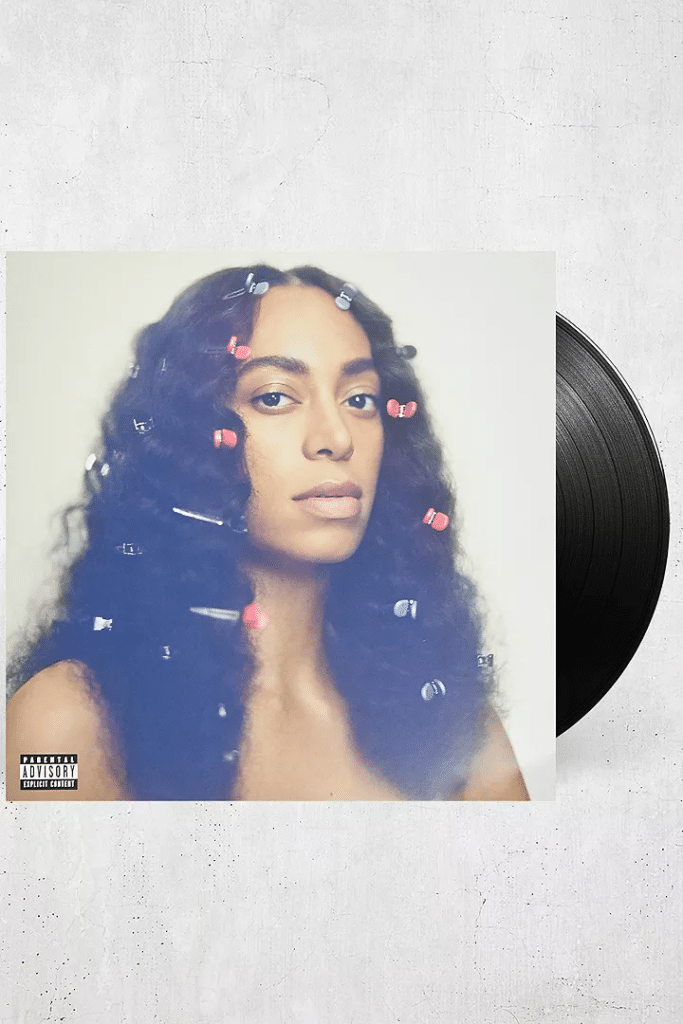 Solange - A Seat at the Table. (Urban Outfitters)
