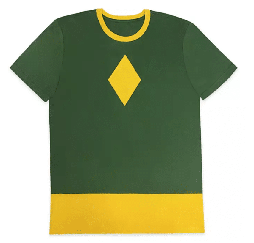 The Vision t-shirt inspired by the series. (Disney)