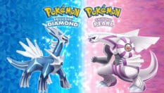 Pokemon Brilliant Diamond and Pokémon Shining Pearl