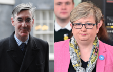 Jacob Rees-Mogg praises 'courage' of gender-critical MP Joanna Cherry