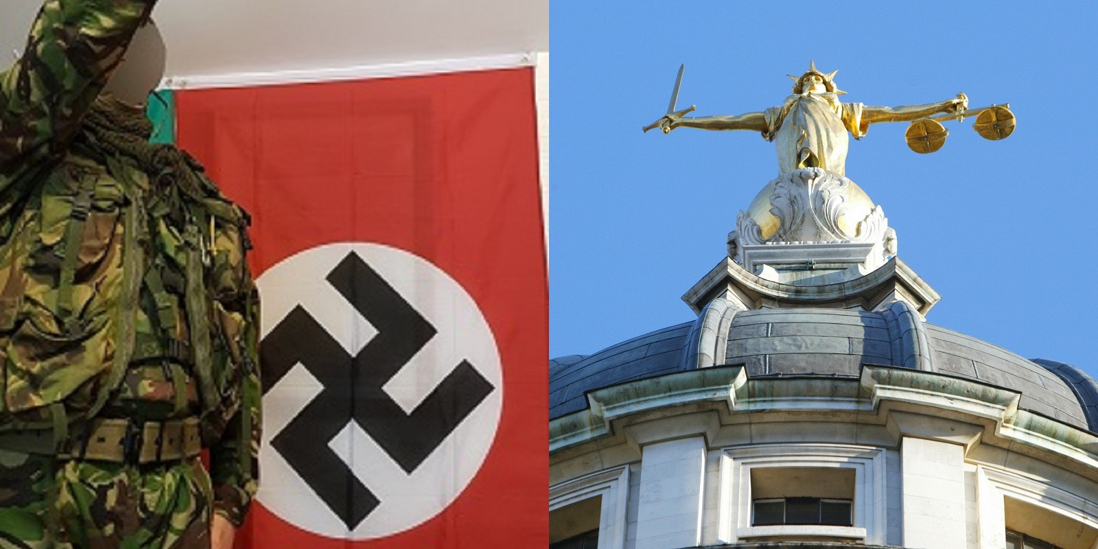 Britain's youngest white supremacist has evaded a custodial sentence after calling for a war against minority groups
