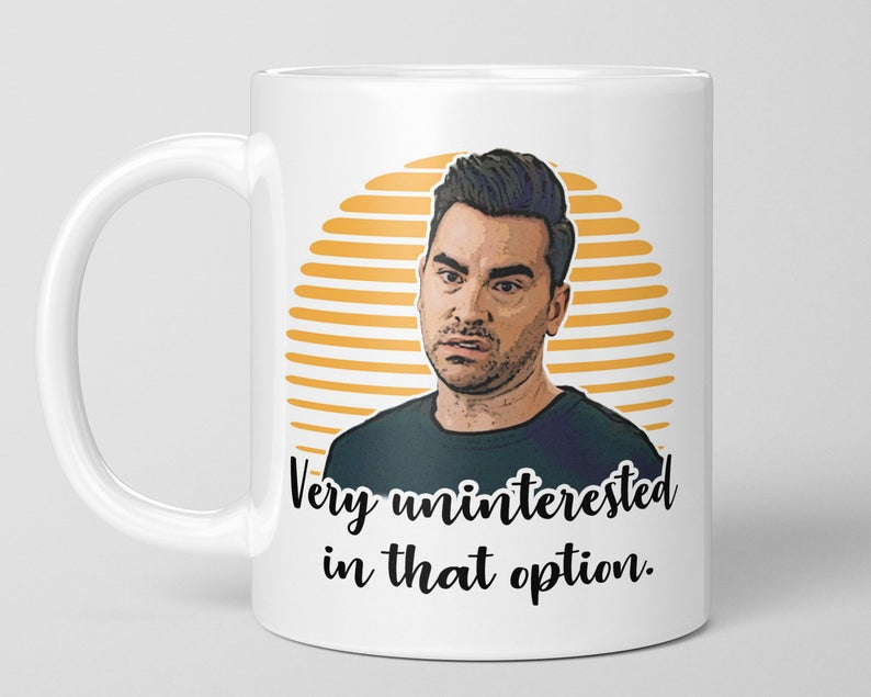 Another one of the show's popular quotes. (BrewsBrothersGifts/Etsy)
