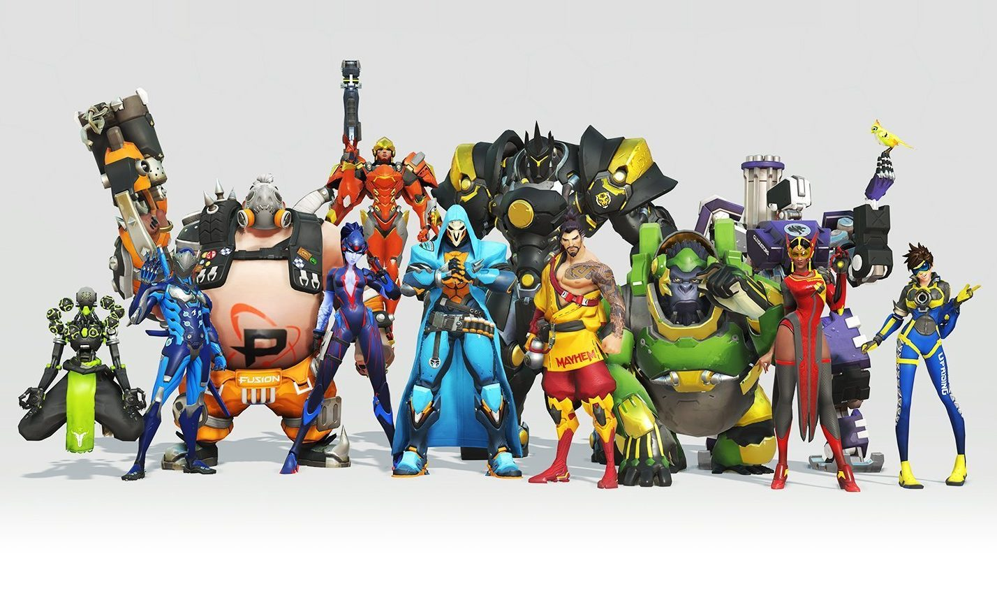 Overwatch League from Activision Blizzard