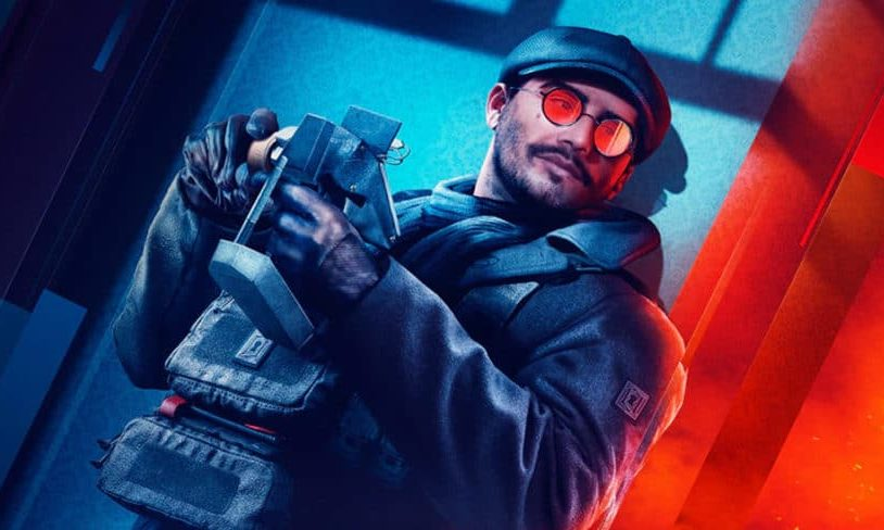 Rainbow Six gay operator Flores