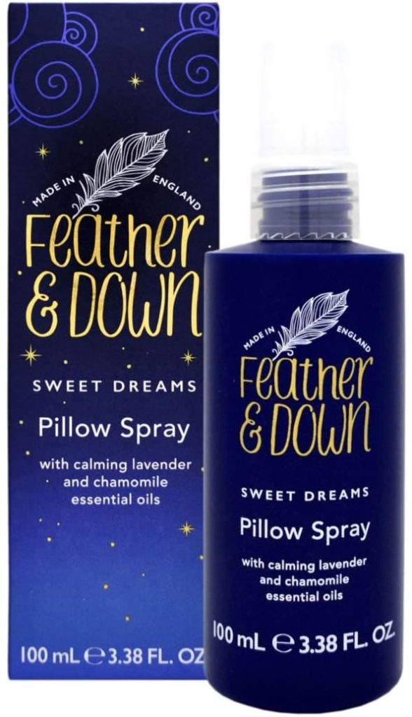This pillow spray is only £4.50. (Amazon)