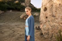 Cara Delevingne has teamed up with Puma for an eco-friendly yoga collection. (Puma)