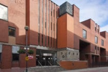 Leeds Combined Courts center