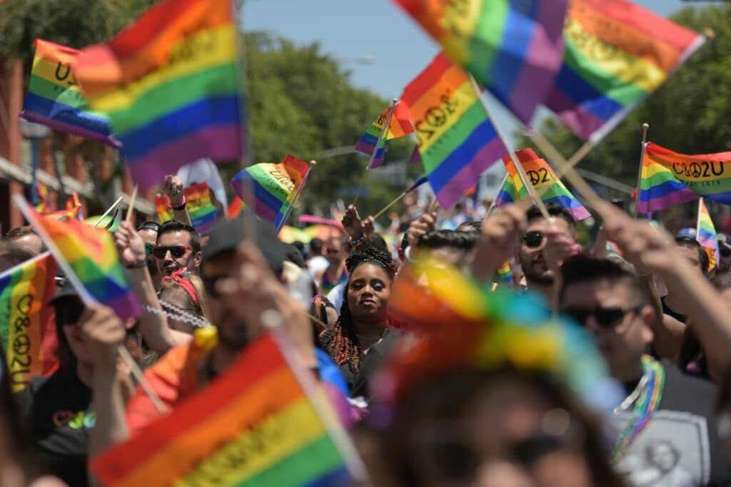 Equality Act: Most Americans back laws protecting LGBT community
