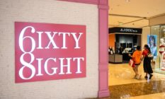 6IXTY8IGHT store front