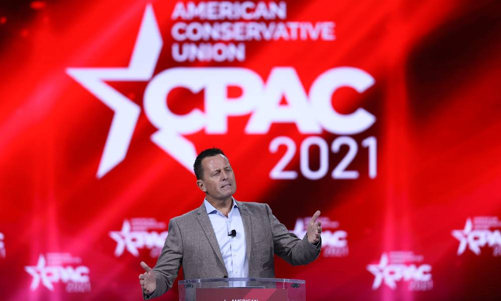 Richard Grenell CPAC
