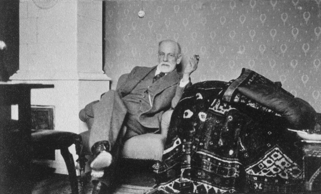 Conversion therapy is so indefensible that even Freud was against it