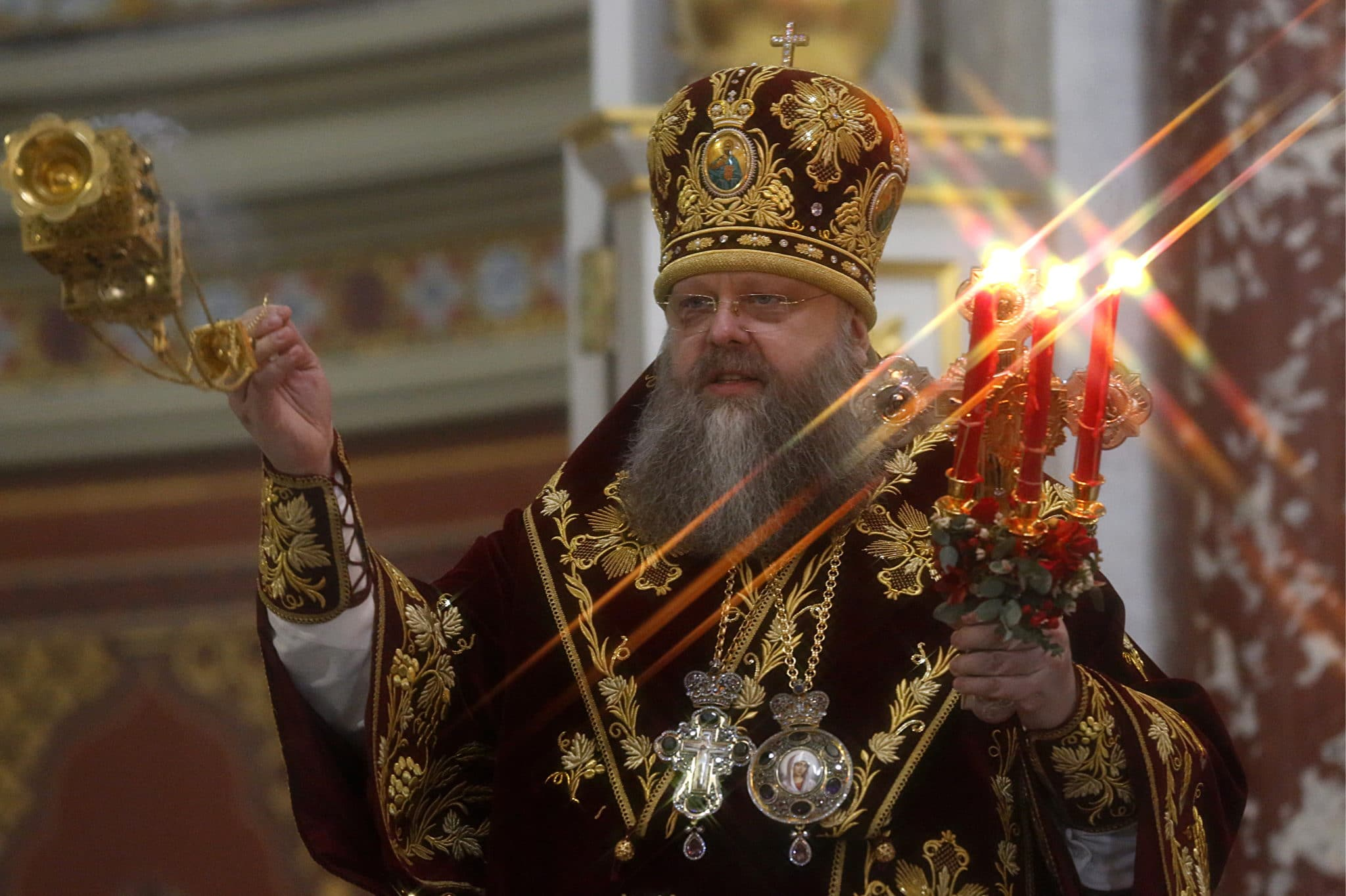 Gay Russian priest who fled to Holland after coming out claims clergy have sex to get promotions