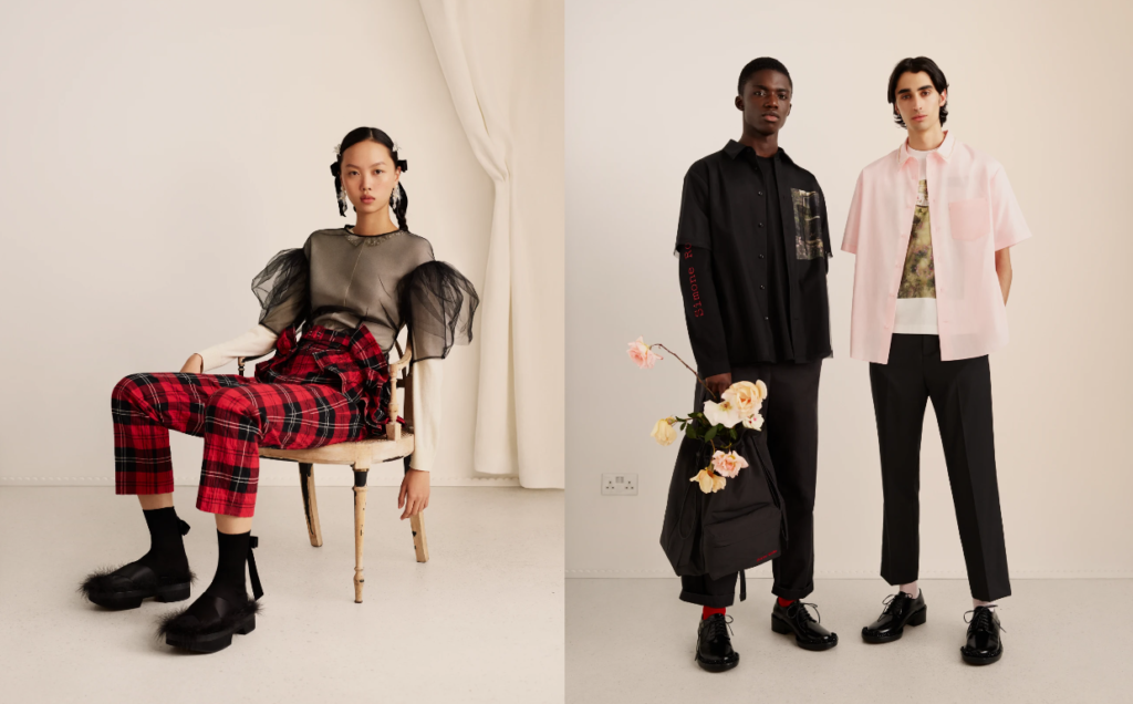 Some of the pieces that feature in the Simone Rocha collection. (H&M)