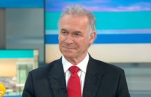 Hilary Jones Good Morning Britain
